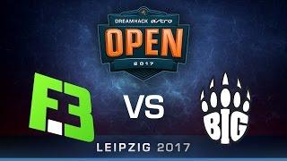 CS:GO - Flipsid3 vs BIG - Cache - Grand-Final - DreamHack ASTRO Open Leipzig 2017