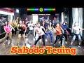 "Dangdut "" Sabodo Teuing By Puteri Bahar /Bintang Fitness Studio,Sangatta"