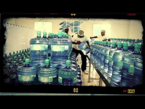 How do we make our water - Alrayan Water