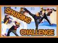 GIRL FIGHTS MEN | Sparring Challenge | Team GNT