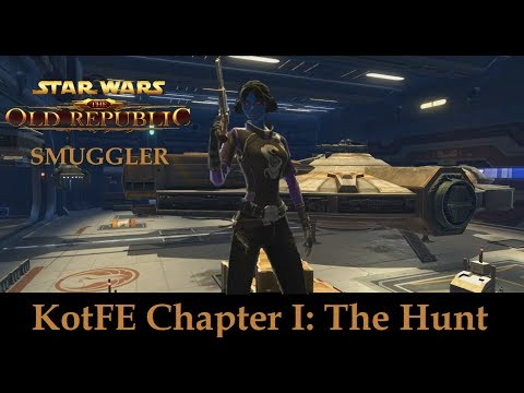 Knight of the Fallen Empire (KotFE) ► Chapter I: The Hunt (smuggler #26)