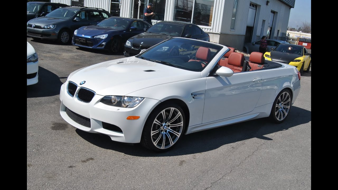 bmw m3 2013 convertible vendre gatineau youtube. Black Bedroom Furniture Sets. Home Design Ideas