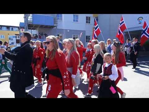 17  mai 2018 i Ørland