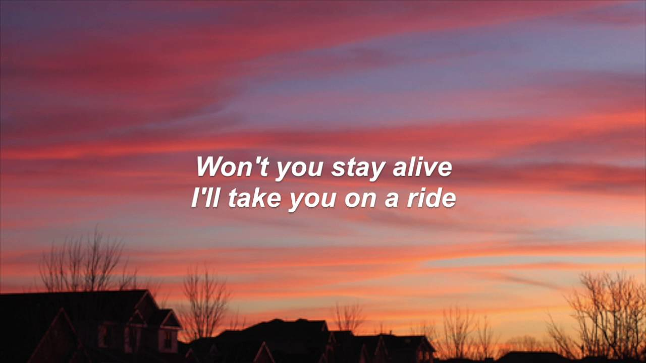 Lovely Lyrics Twenty One Pilots Lovely  Twenty One Pilots  Lyrics  Youtube