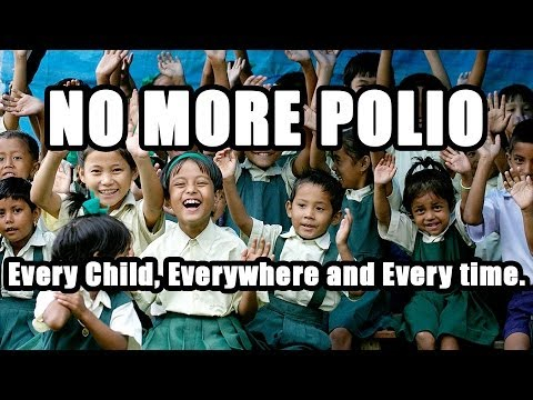 Polio - the journey to eradication in South-East Asia
