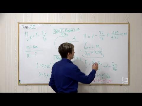 Вебинар №11. Физика. МКТ, термодинамика - 2 часть ЕГЭ