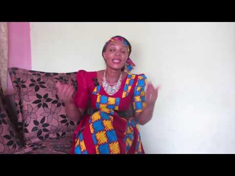 BEAUTÉ DE LA FEMME AFRICAINE avec Blessing - Extrait du film TERRE KONGO