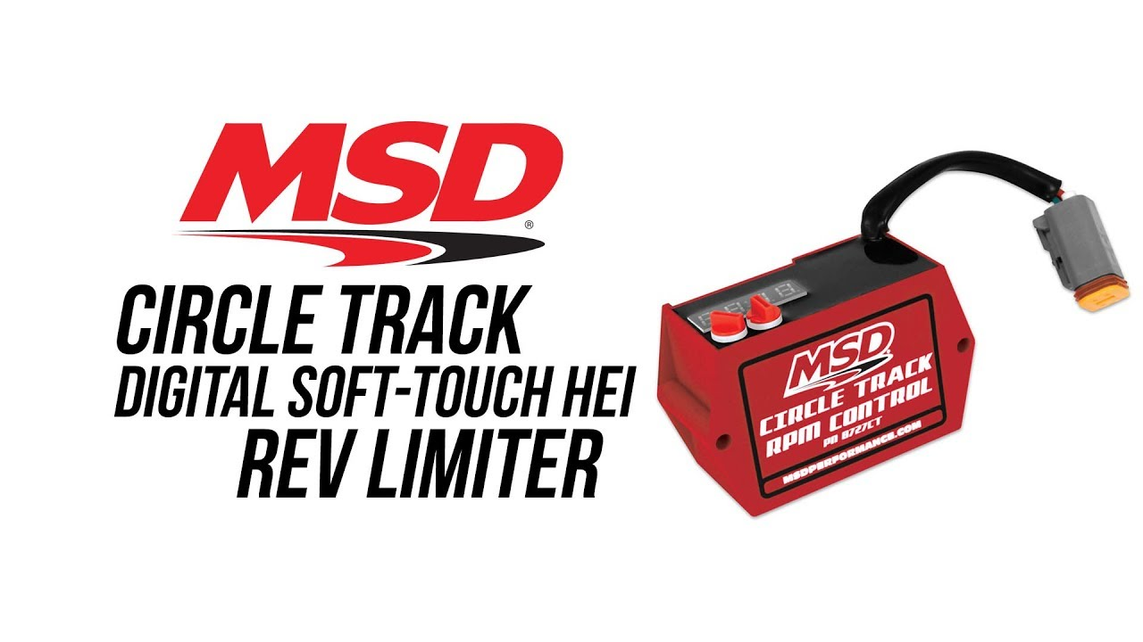 msd ct digital soft touch rev limiter [ 1280 x 720 Pixel ]