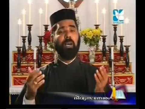 Divya Sandesam Sermon by Fr  Spencer Koshy