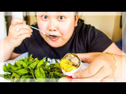 Balut Duck Embryo Mukbang! 먹방 (EATING SHOW!)