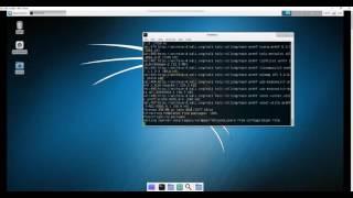 Installing full version of Kali Linux on Raspberry Pi 3