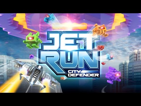 Jet Run: City Defender (Official Trailer)