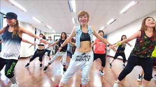 Jax Jones/Breathe/ft Ina Wroldsen Zumba Korea TV Video