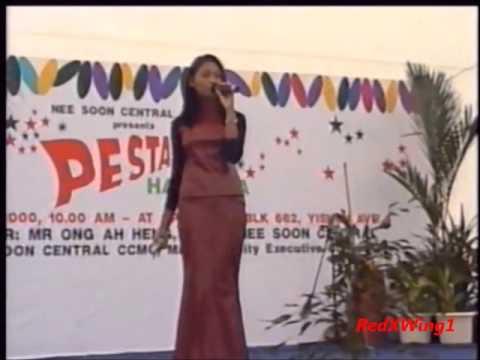 (Part 1) Siti Nordiana - Singapura (Yishun) Pesta Hari Raya 1999/2000
