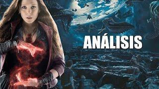 ¿La bruja escarlata puede ver el futuro?, ¿ya hemos visto parte de Infinity War?