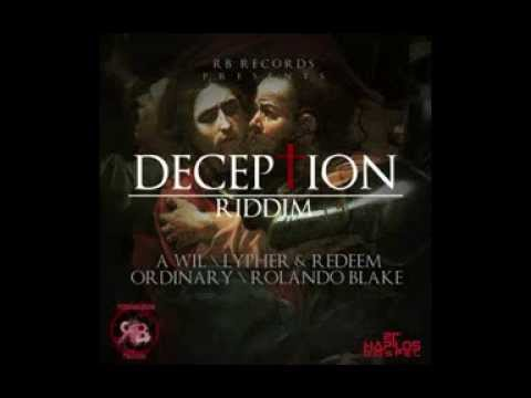 BREAK IT DOWN - A WIL (Deception Riddim 2013)