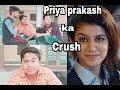 priya prakash ka crush comedy Video 😊😊�!!