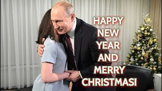 Christmas Edition! Putin's Full Interview With A Blind Teen Journalist: What Is Your New Year Wish?