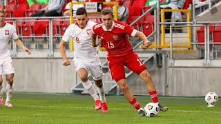 Польша Россия U 21 За кадром