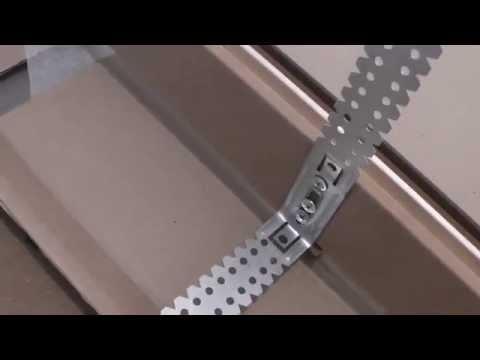 Коробка установочная 65х40мм для твердых стен КМ40002