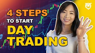 How to Start Day Trading as BEGINNER in 2021