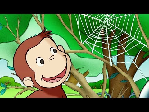 Curious George 🐵Curious George, Web Master 🐵Kids Cartoon 🐵Kids Movies 🐵Videos For Kids