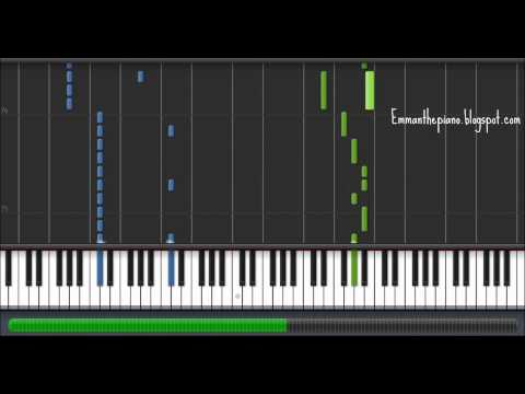 (How to Play) Taylor Swift - You Belong With Me on Piano (100%)