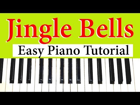 Jingle Bells Piano Tutorial | Note by Note and Line by Line easy tutorial | Merry Christmas 2017