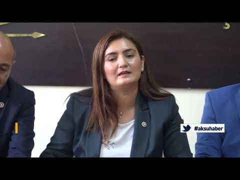 CHP Milletvekilleri Öztunç, Kılıç Ve Tokdemir Basın Toplantısı Düzenledi