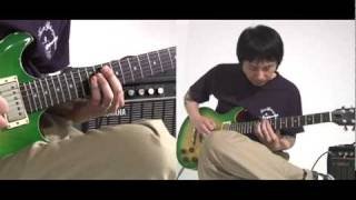Ken Yokoyama Playing「Your Safe Rock」 横山健 検索動画 11