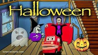 El Halloween para Niños  - Barney El Camión -Videos Infantiles - Día de Brujas