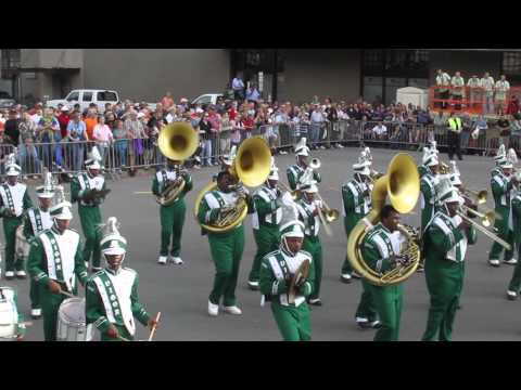 CF Vigor High School at Marching Madness Parade