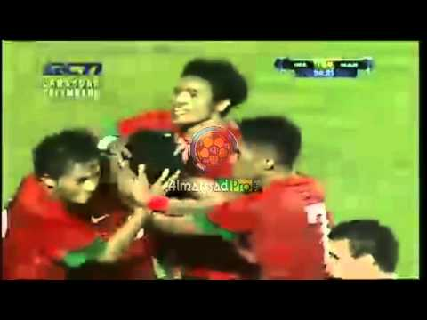Indonesia 1 - 0 Morocco - INAISGOC 2013 South Sumatera | The 3rd Islamic Solidarity Games