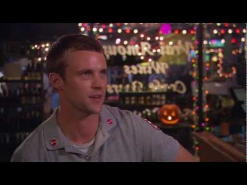 """Jesse Spencer's Official """"Chicago Fire"""" Halloween Episode Interview"""