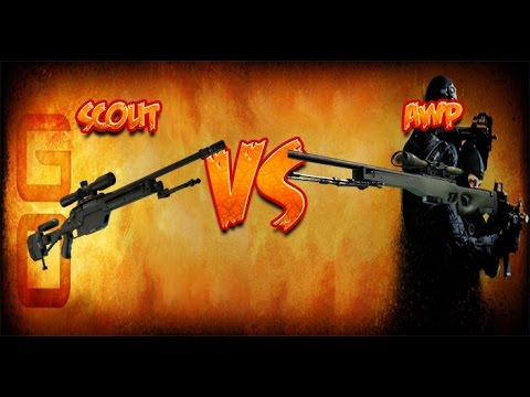 CS:GO Guides: AWP or Scout?