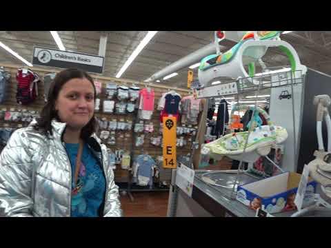 Цены на ДЕТСКИЕ ТОВАРЫ в Америке. Игрушки,  подгузники, детское питание и одежда