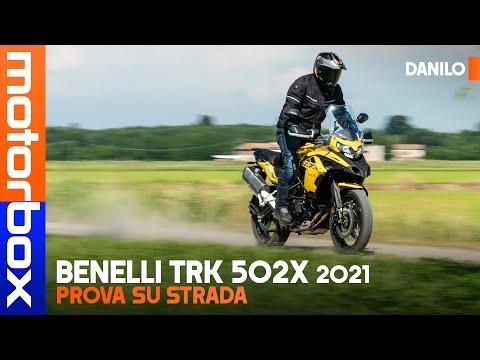 Download Benelli TRK 502 X 2021   La prova della moto più VENDUTA D'ITALIA