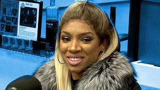 Lil Mama Interview at The Breakfast Club Power 105.1 (01/12/2016)