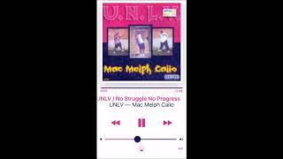 Watch Unlv No Struggle No Progress video