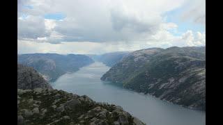 Preikestolen Predikstolen Norge Norway