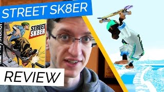 Skater Reviews: Street Sk8er (PSX) - Quintuple Backflips and 720 Alpha Flips