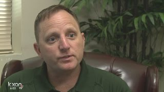 Incoming Williamson County sheriff pledges to back police