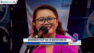 Download NONARIA - SEBUSUR PELANGI | Konser Digital HUT ke-3 Medcom.id