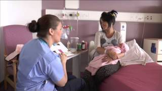Having a Baby in Altnagelvin Hospital