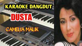 Karaoke DANGDUT Dusta Camelia Malik