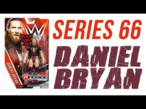 WWE FIGURE INSIDER: Daniel Bryan - WWE Series 66 WWE Toy Wrestling Action Figure