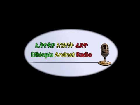 Voice of Ethiopia Andnet Radio 20161009