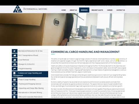 Commercial Cargo Handling and Management