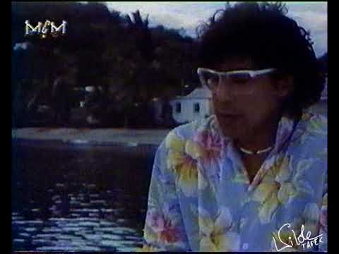 Laurent Voulzy - Belle-Île-en-Mer, Marie-Galante  (official video) [1985]