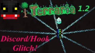 Rod of Discord/Hook Glitch! (Terraria 1.2)